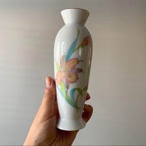 Vintage Porcelain Bud Vase, Made in Japan